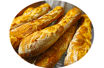 Photo baguette grand siecle